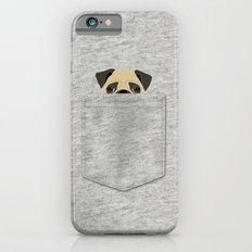 Pocket Pug Slim Case iPhone 6