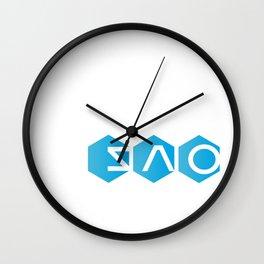 Sword Art Online: Logo (Version 2) Wall Clock