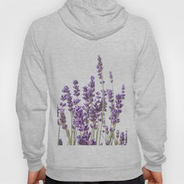 Purple Lavender #1 #decor #art #society6 Hoody