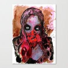 Wild Women Of NSW Canvas Print