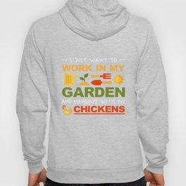 Funny Garden Gift Hoody