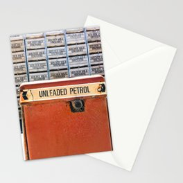 Unleaded Stationery Cards