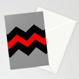 Couleurs imaginaires :Drapeau des cons. Stationery Cards
