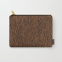 Tiki texture Carry-All Pouch
