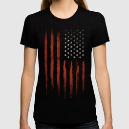 American flag Stars & stripes T-shirt