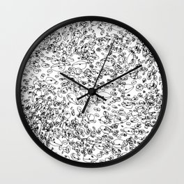 Eyes Eyes Eyes! Wall Clock