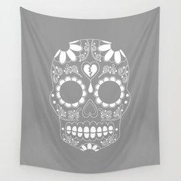 Sugar skull Wall Tapestry