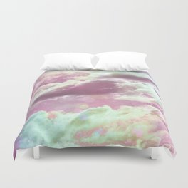 Unicorn Cloud Duvet Cover