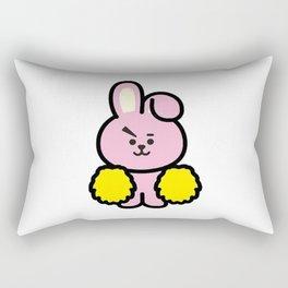 BTS - bt21 cooky Rectangular Pillow