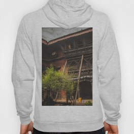 Architecture of Kathmandu City 001 Hoody