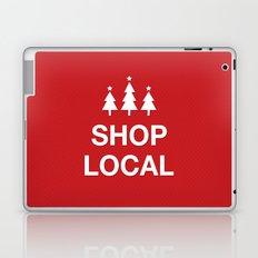 KEEP CALM SHOP LOCAL Laptop & iPad Skin