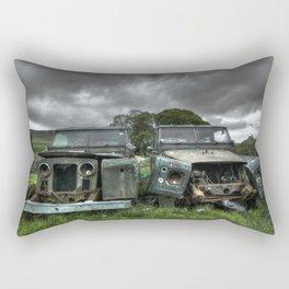 Jeepster Rectangular Pillow