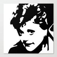Fletcher, She Wrote Canvas Print