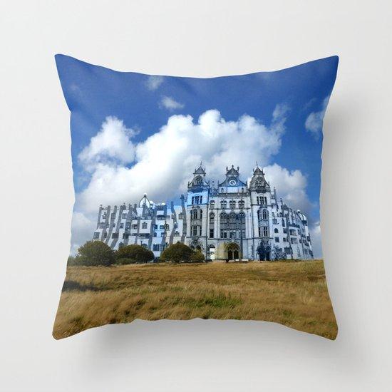 Surreal Living 3 Throw Pillow