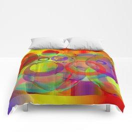 Cracy meeting Comforters