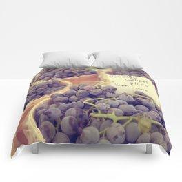 Concord Grapes photo Comforters