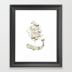 eatsleepdraw Framed Art Print