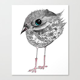 bird one Canvas Print