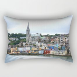 Cobh Ireland Rectangular Pillow