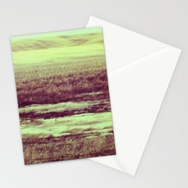 Fabric of the Earth Stationery Cards