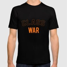 San Francisco Class War SMALL Black Mens Fitted Tee