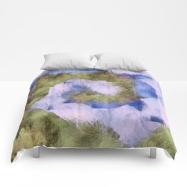 Landscapes in the Clouds. Comforters