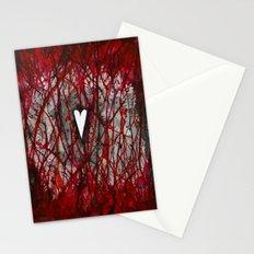 Heart Burn Stationery Cards
