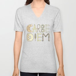 Carbe Diem Unisex V-Neck
