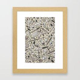 Graphic lab SP Framed Art Print