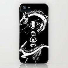 A Noir Spirit iPhone (5, 5s) Slim Case