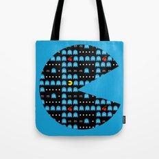 Pac Infinite Tote Bag