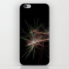 Fireworks make you wanna... (4) iPhone & iPod Skin