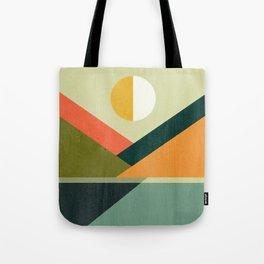 Hidden shore Tote Bag