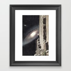 Beautiful Cosmos Framed Art Print