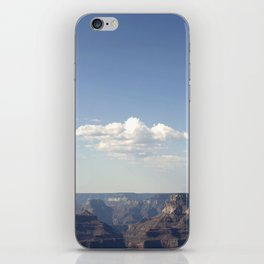 CANYONS AND SKIES iPhone Skin