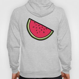 Watermelon Pattern Hoody