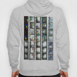 Film Strips From Outer Space Hoody