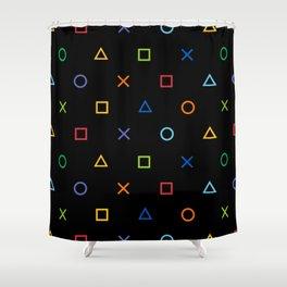 Colofrul Gamer Shower Curtain