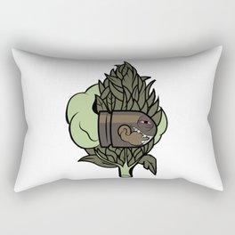 Nasty Boo Rectangular Pillow