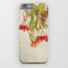 autumn's glow iPhone 6s Slim Case