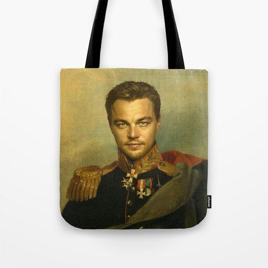 Leonardo Dicaprio - replaceface Tote Bag