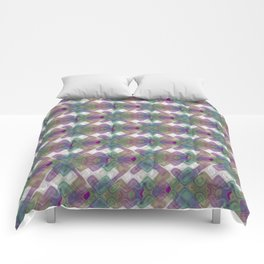 Abstract FF P YY Comforters