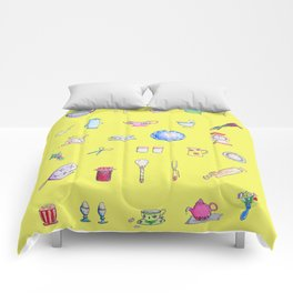 Heart of the Home- Bright Comforters