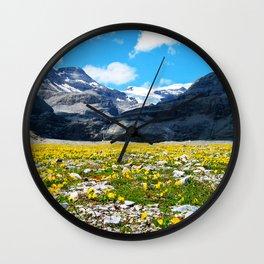 Wild Harmony Wall Clock