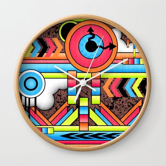 Fun Factory. Wall Clock