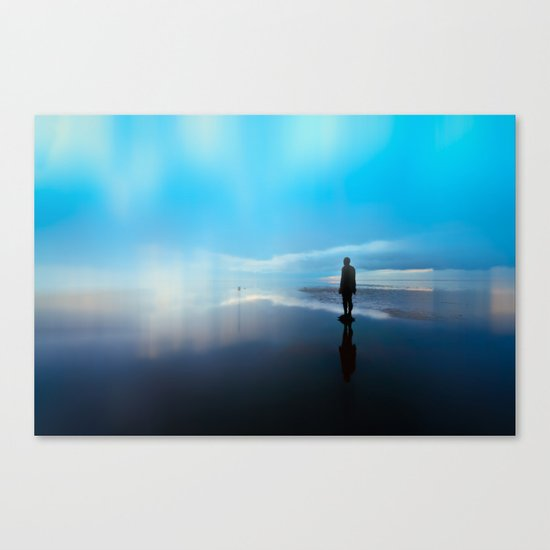 The Weight Canvas Print