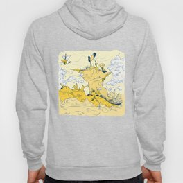 Hive City in the Mountains Hoody