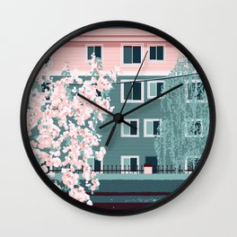 Sanctuary XXXI Wall Clock