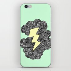 Storm Cloud iPhone & iPod Skin