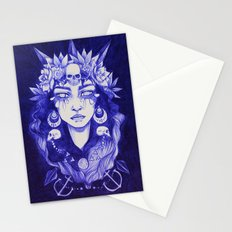 Cyhiraeth - 海的死神 Stationery Cards